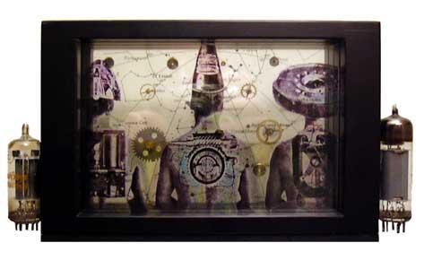 Astrolabe | Assemblage | Christel's Design Studio
